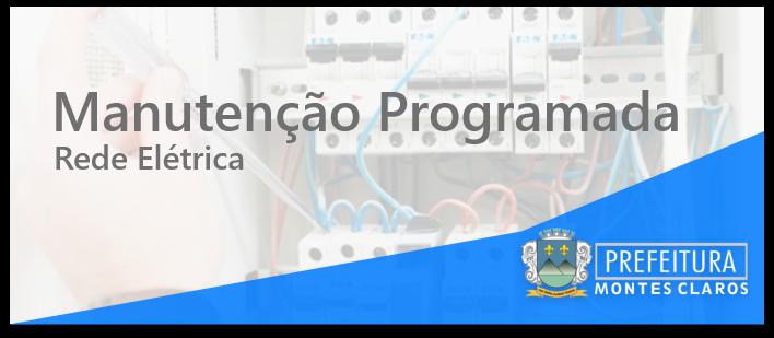 Imagem de destaque Manutenção da Rede Elétrica - IMPORTANTE!