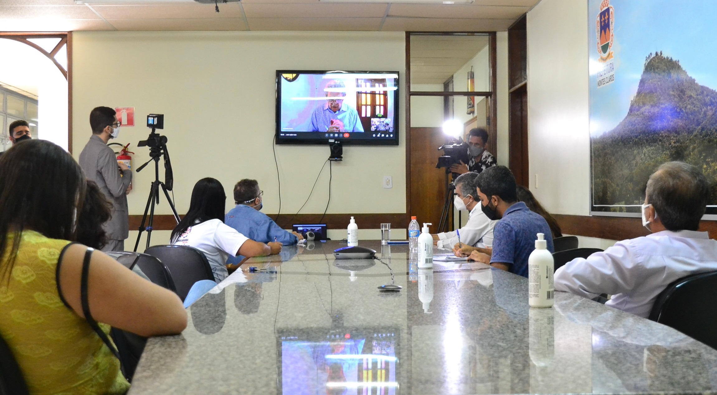 Imagem de destaque PROGRAMA EDUCAMOC - Prefeitura anuncia o maior pacote de investimentos da história de Montes Claros para a Educação