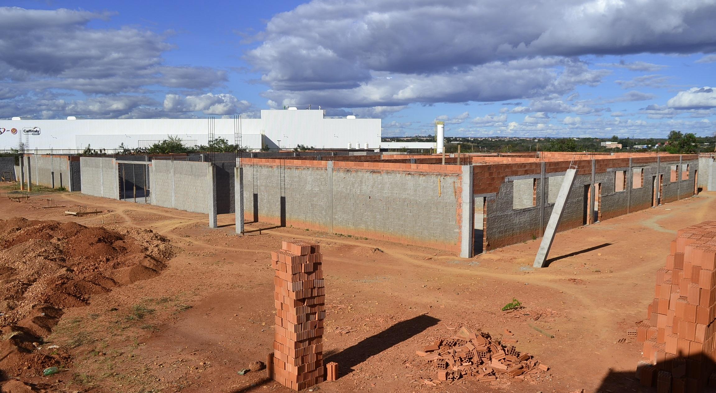 Imagem de destaque Prefeitura vai retomar as obras do Centro de Convenções da Educação