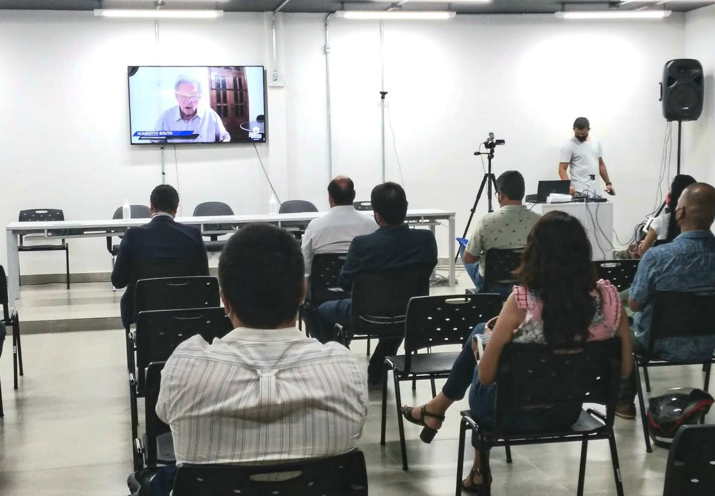 Imagem de destaque Prefeitura dá posse aos conselheiros de Acompanhamento e Controle Social do Fundeb