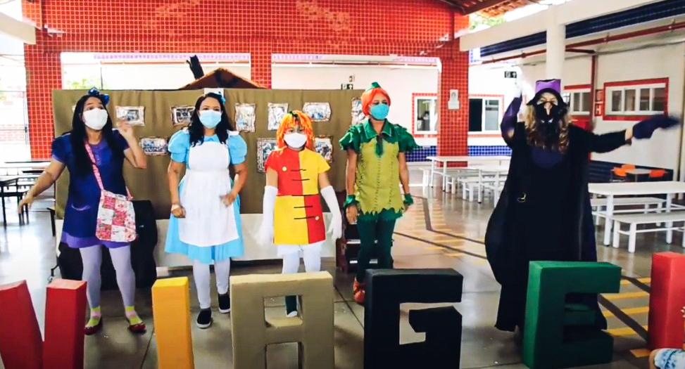 """Imagem de destaque """"VIAGEM LITERÁRIA: UM TESOURO DE MAPA"""" - Trilha da Leitura disponibiliza vídeo na Semana das Crianças"""