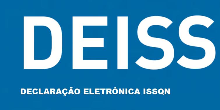 Imagem de destaque DEISS - Declaração Eletrônica de Serviço