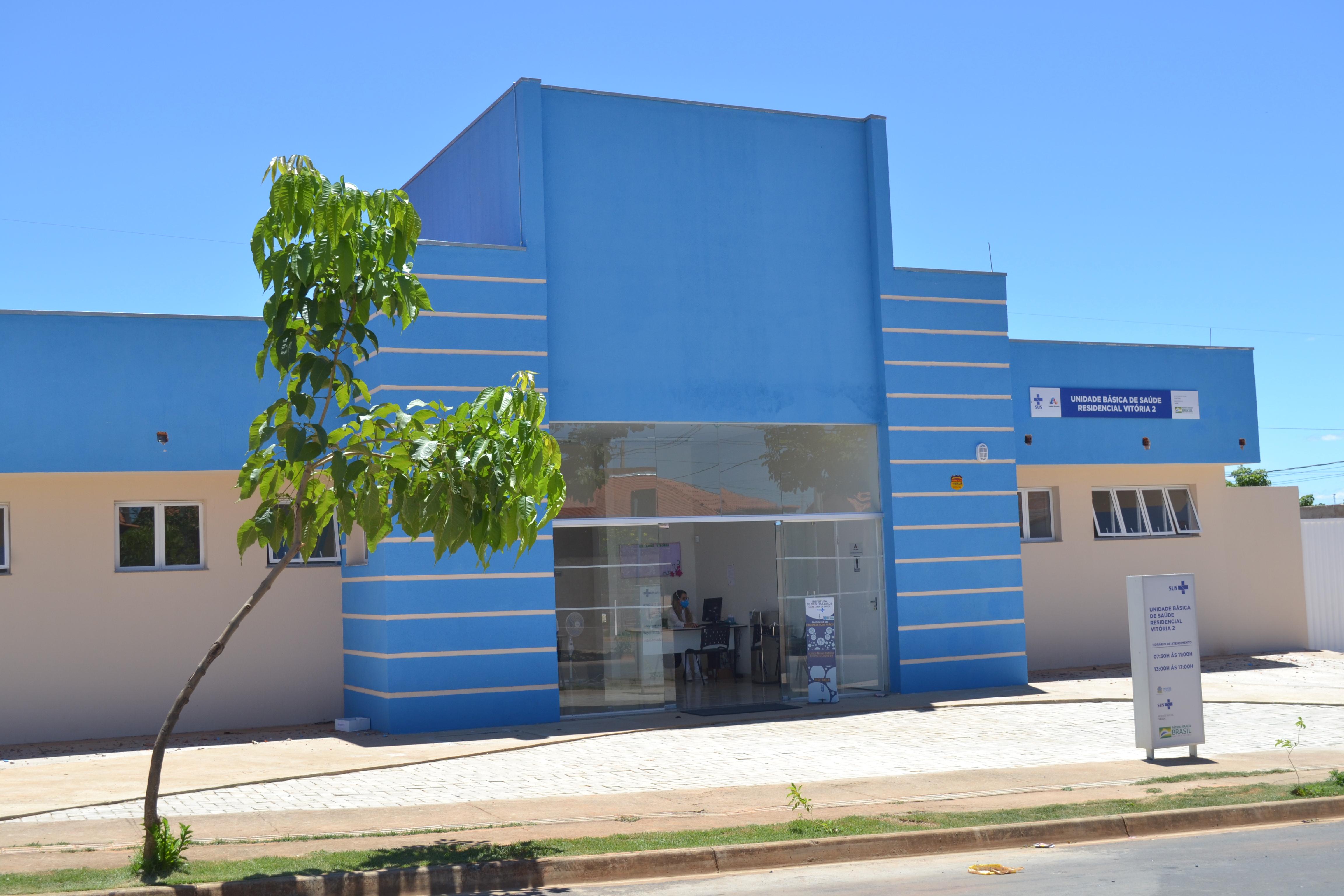 Imagem de destaque Empresa oferece desconto de 15% para melhorar a estrutura da UBS do Residencial Vitória