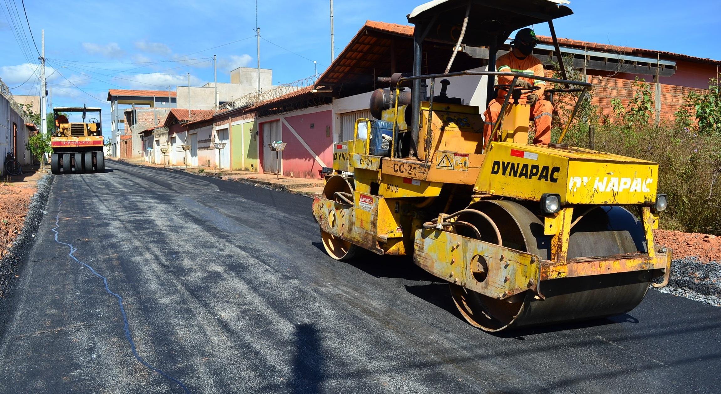 Imagem de destaque Prefeitura vai recomeçar o recapeamento de ruas e avenidas
