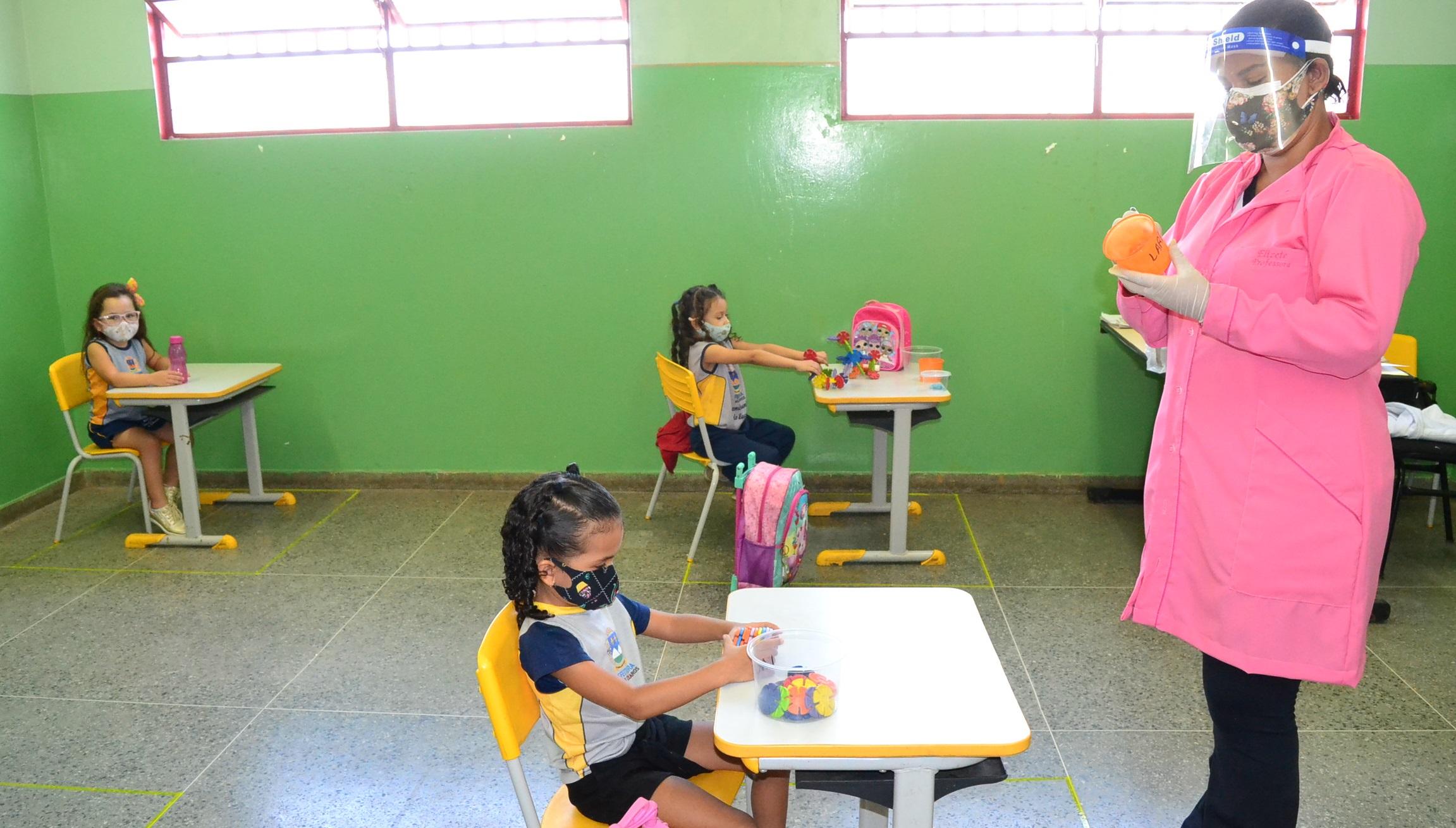 Imagem de destaque Mais 268 profissionais são convocados para trabalho temporário na Rede Municipal de Ensino