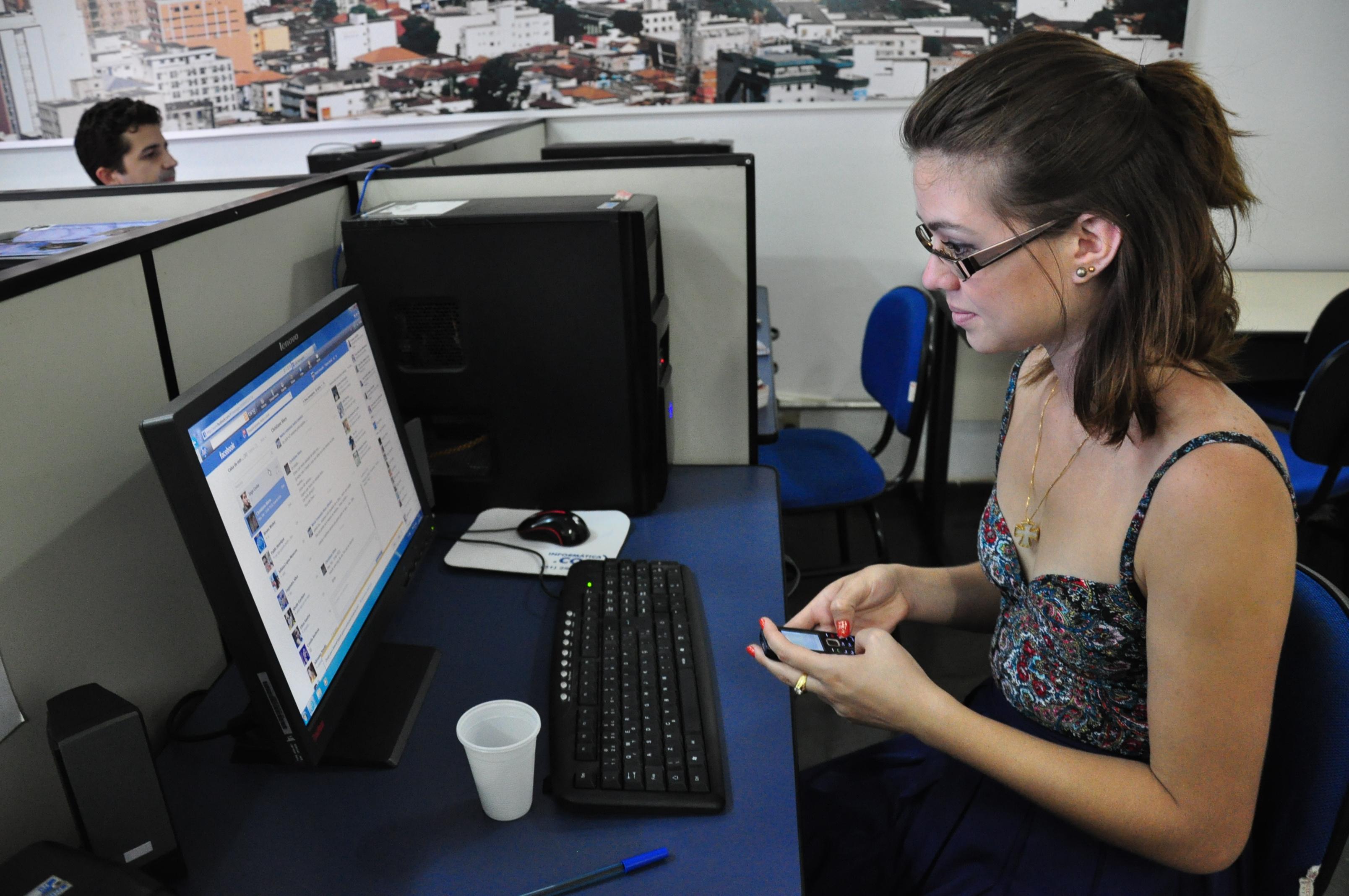 Imagem de destaque Convênio oferece oportunidade para estágio na Prefeitura