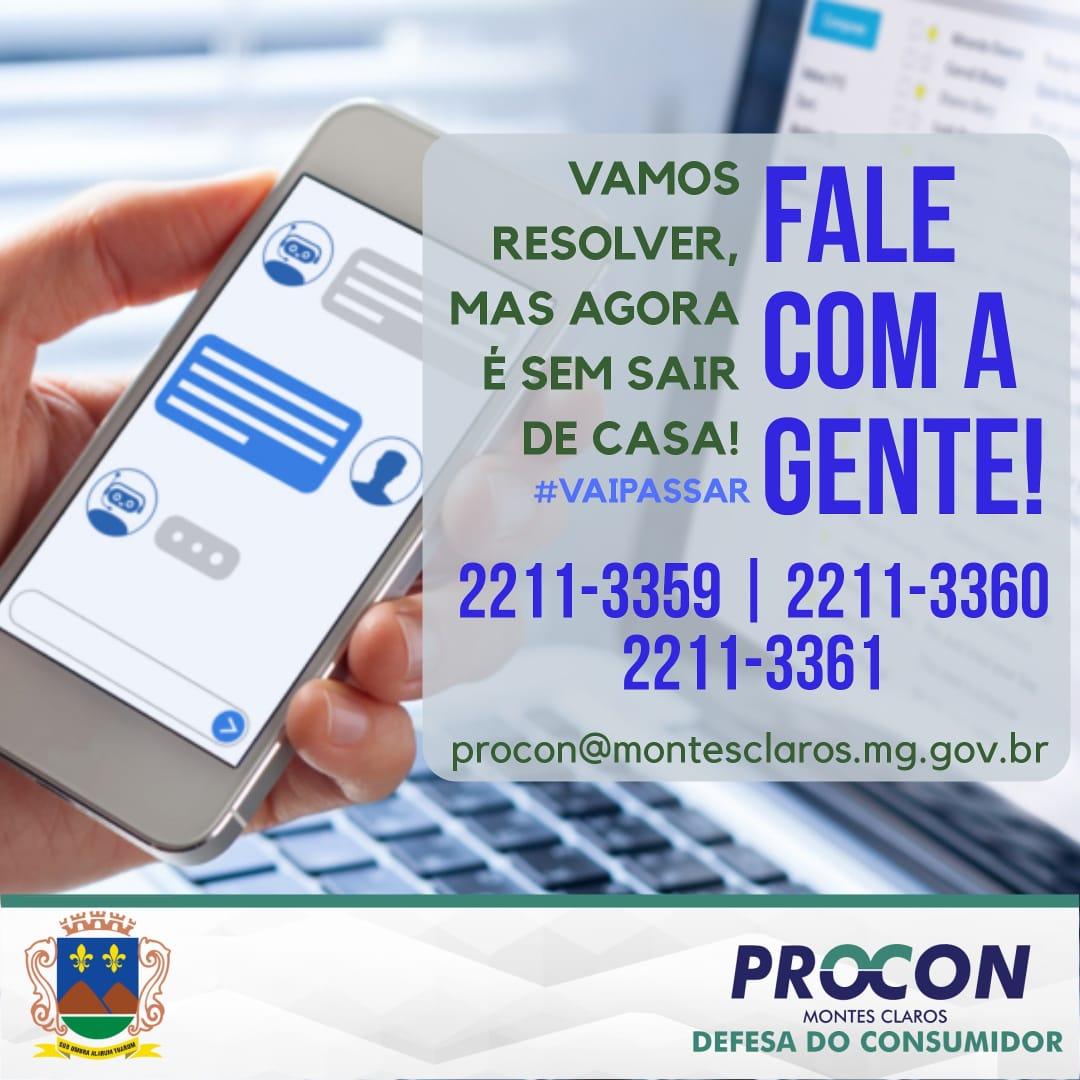 Imagem de destaque COMUNICADO - PROCON