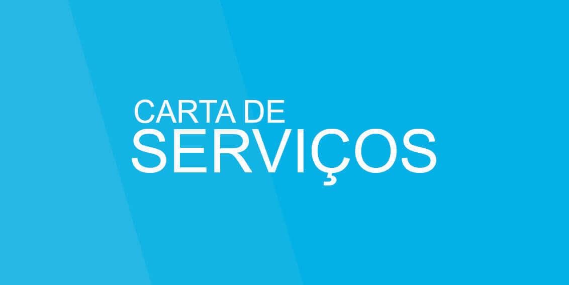 Imagem do Banner Carta de Serviços
