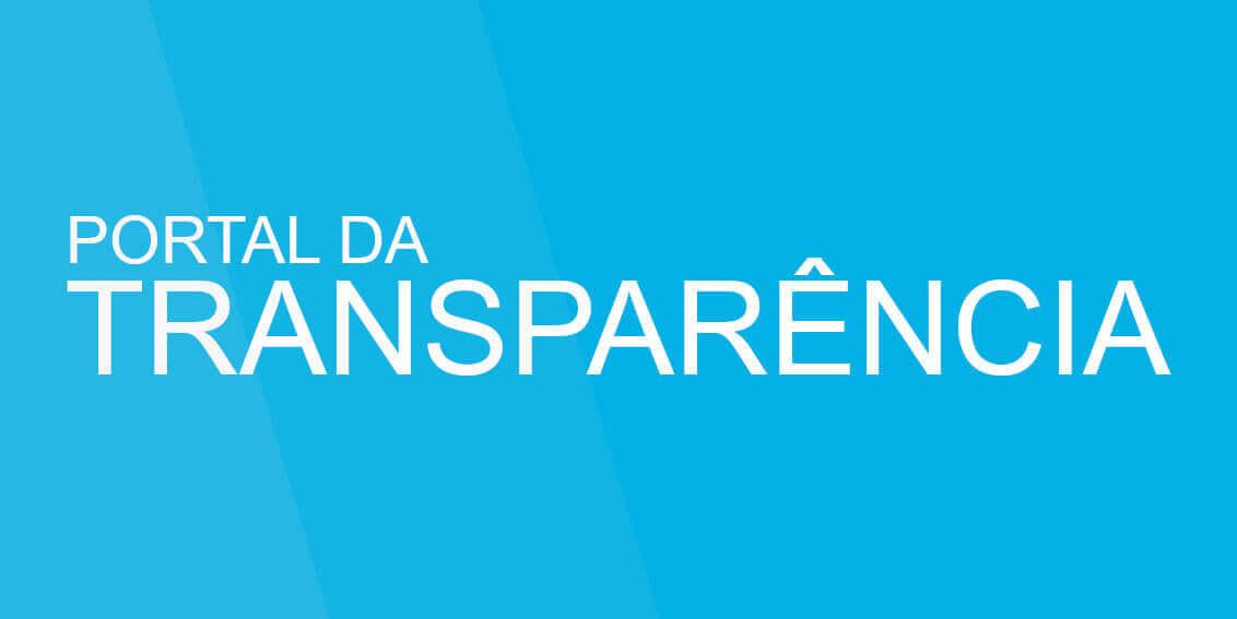 Imagem do Banner Portal da Transparência