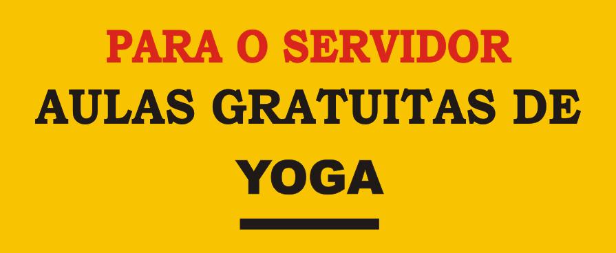 Imagem de destaque AULAS GRATUITAS DE YOGA