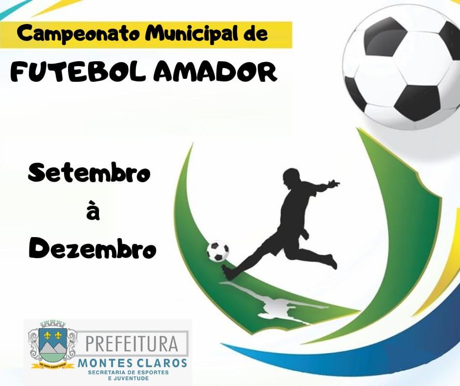 Imagem de destaque CAMPEONATO MUNICIPAL DE FUTEBOL AMADOR - Quarta rodada acontece nesse sábado