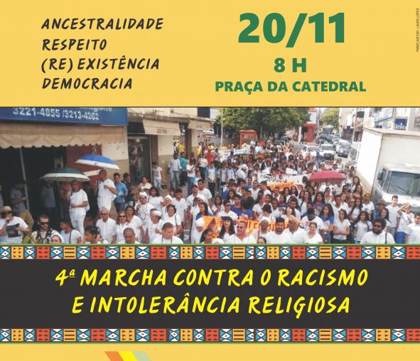 Imagem de destaque 20 DE NOVEMBRO - Prefeitura de Montes Claros celebra o Dia Nacional da Consciência Negra