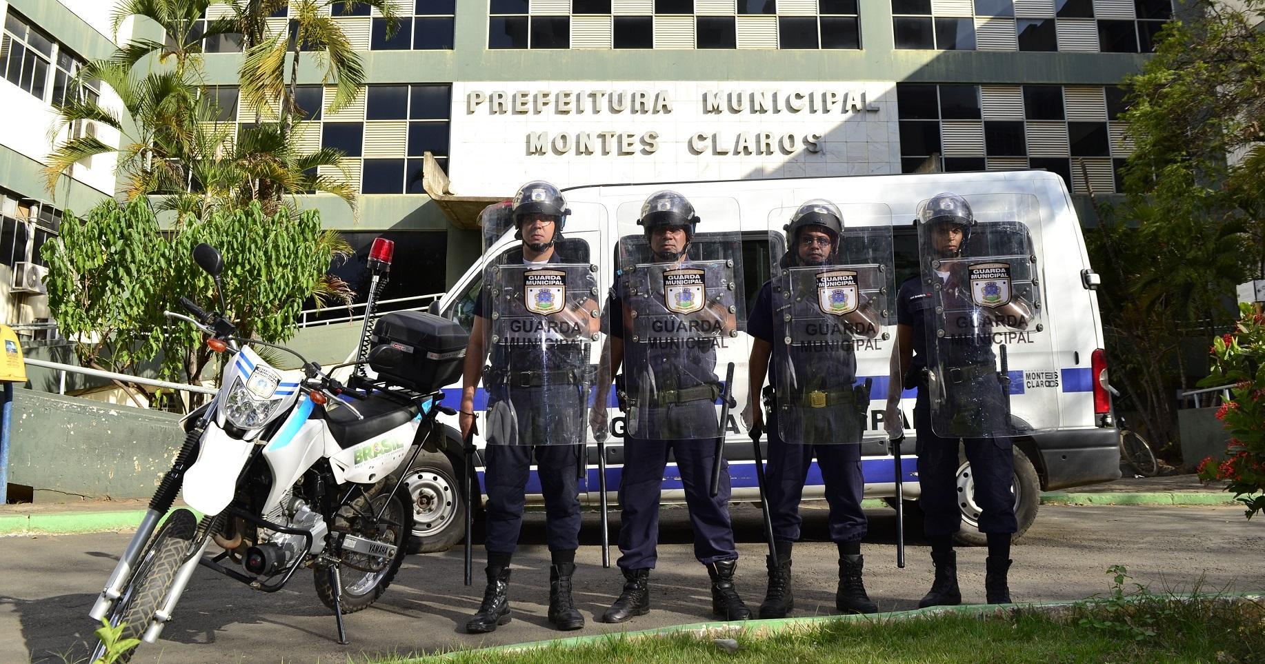 Imagem de destaque CONCURSO DA GUARDA MUNICIPAL - Curso de formação será realizado no mês de março