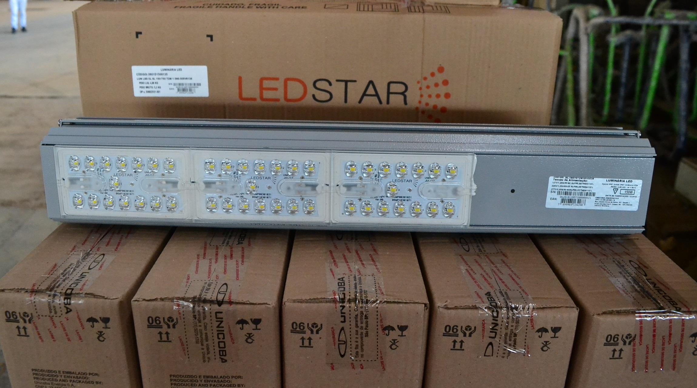 Imagem de destaque Luz para Montes Claros -  Prefeitura adquire 12 mil luminárias de LED