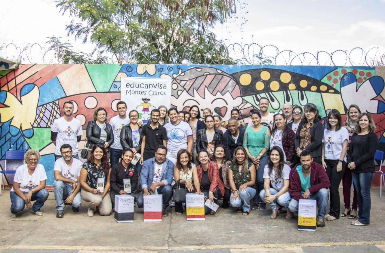 Imagem de destaque Professores da Escola Municipal João Valle Mauricio recebem capacitação sobre uso de medicamentos
