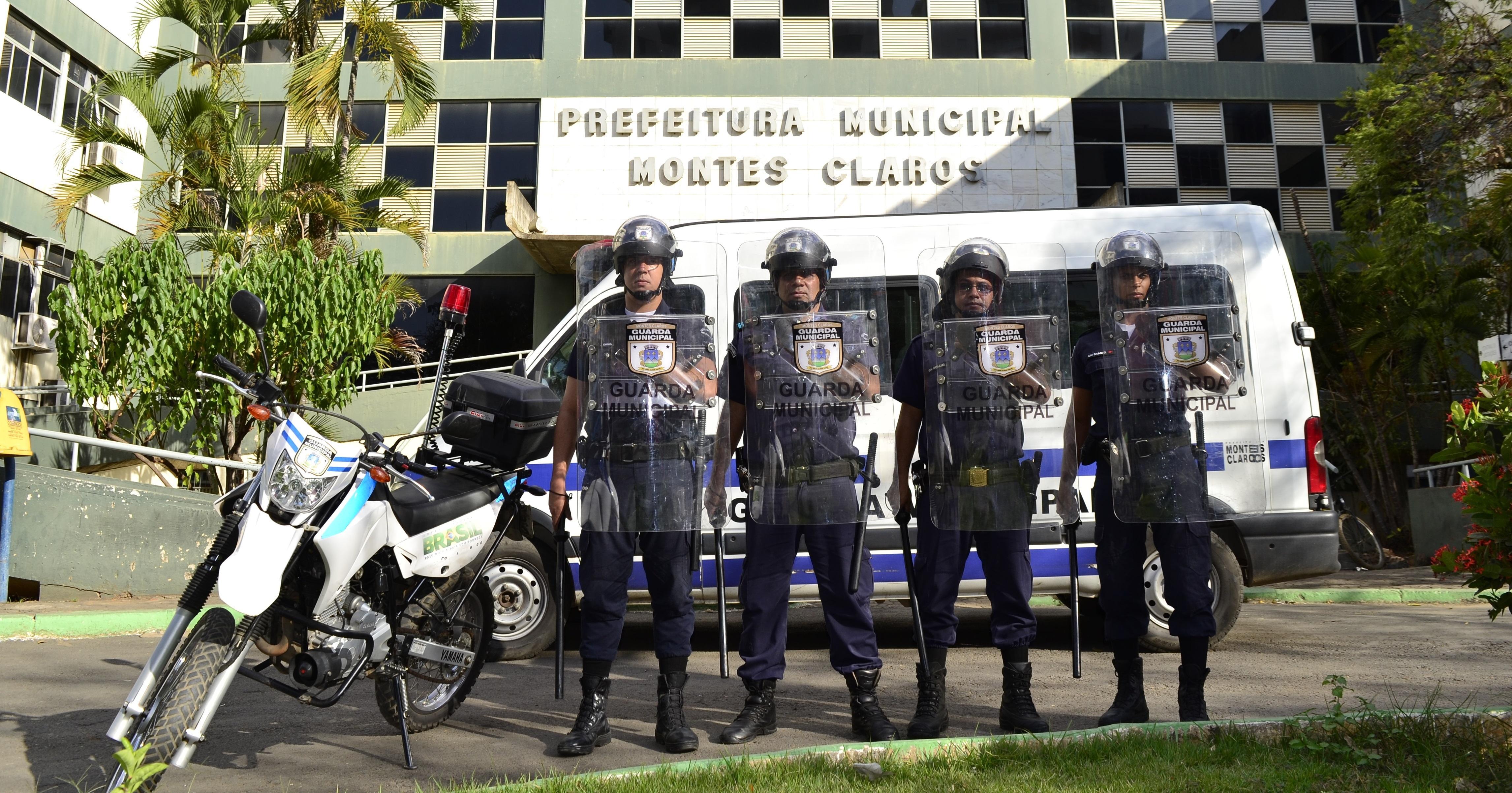 Imagem de destaque Guarda Municipal de Montes Claros terá sistema inteligente de controle de ronda