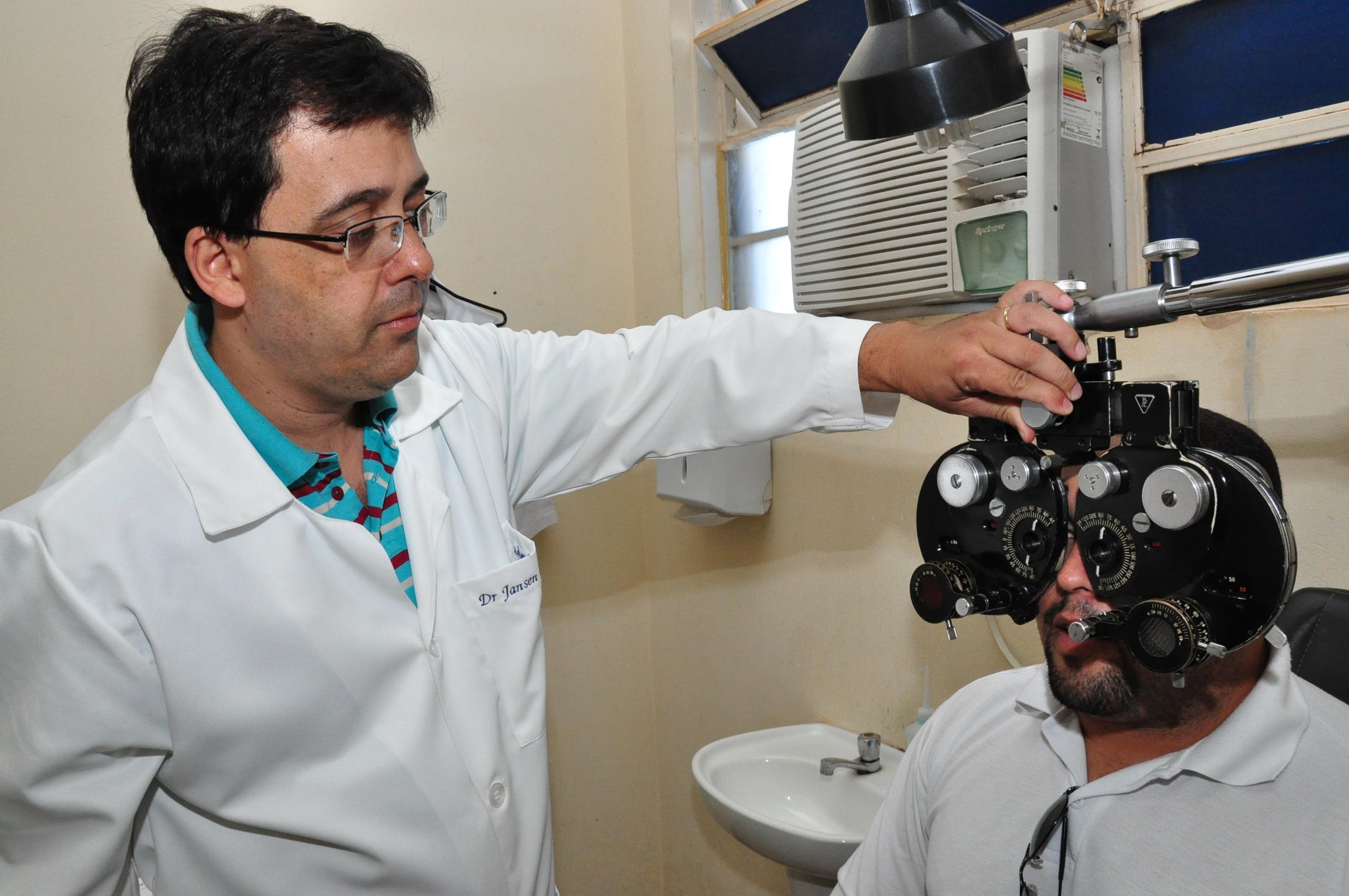 Imagem de destaque Mutirão da Prefeitura de Montes Claros vai realizar quase 900 cirurgias de catarata