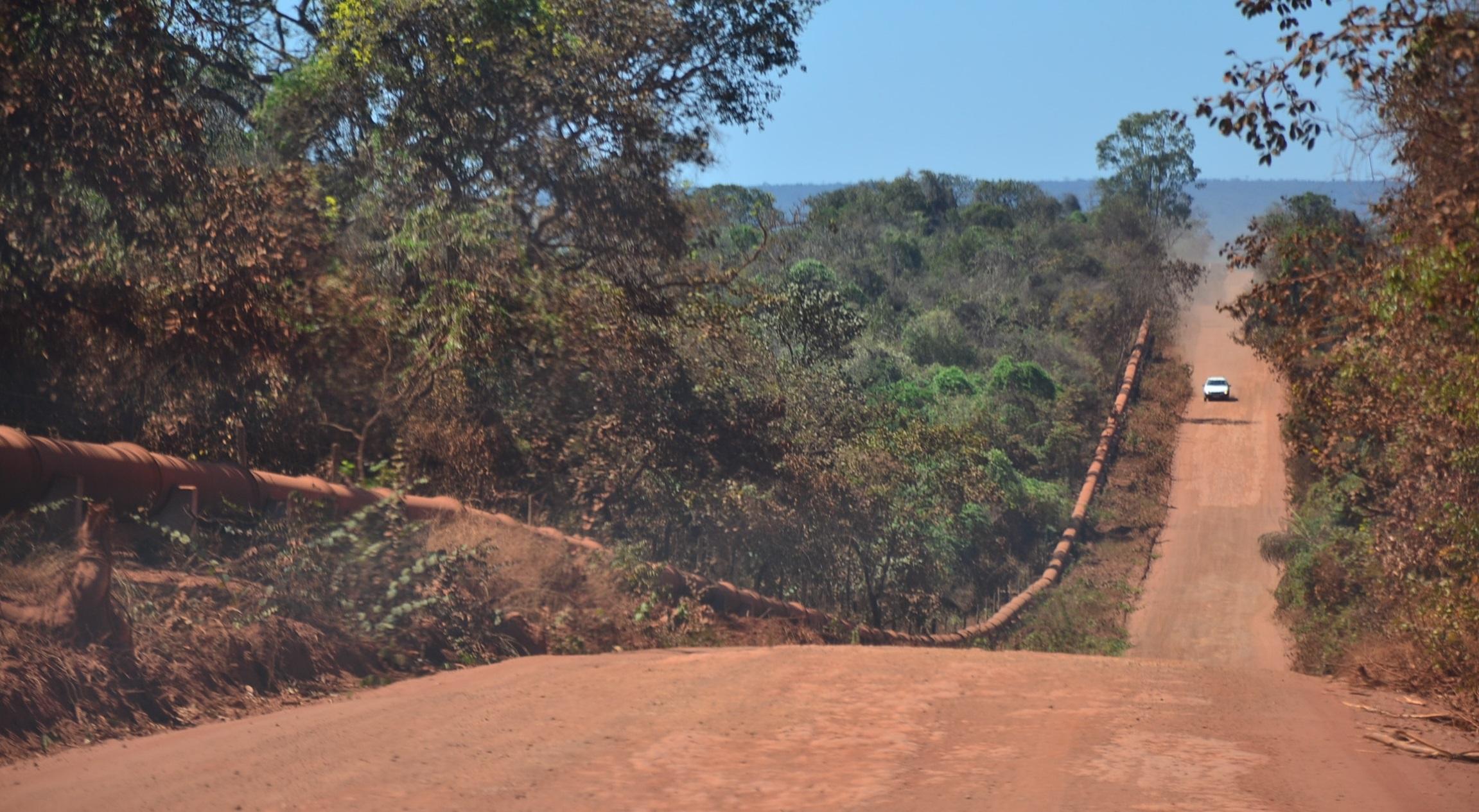 Imagem de destaque Água do rio Pacuí -  Contrato da Prefeitura com a Copasa põe fim ao rodízio em Montes Claros