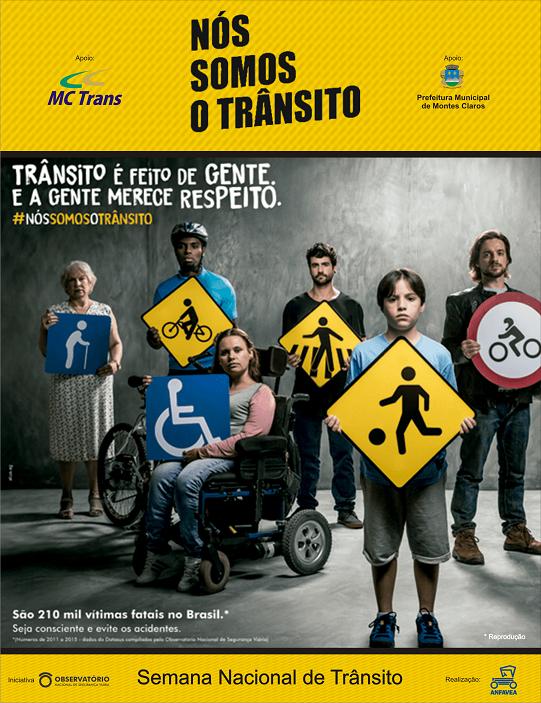 Imagem de destaque Semana Nacional do Trânsito -   Prefeitura irá promover ações visando um trânsito mais humano