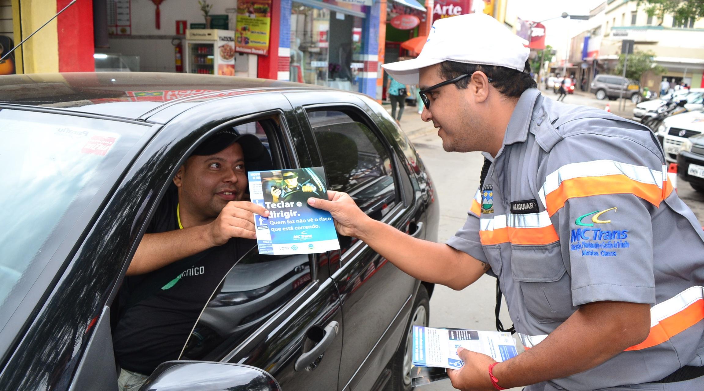 Imagem de destaque Semana Nacional do Trânsito  - Prefeitura promove ações por um trânsito mais humano