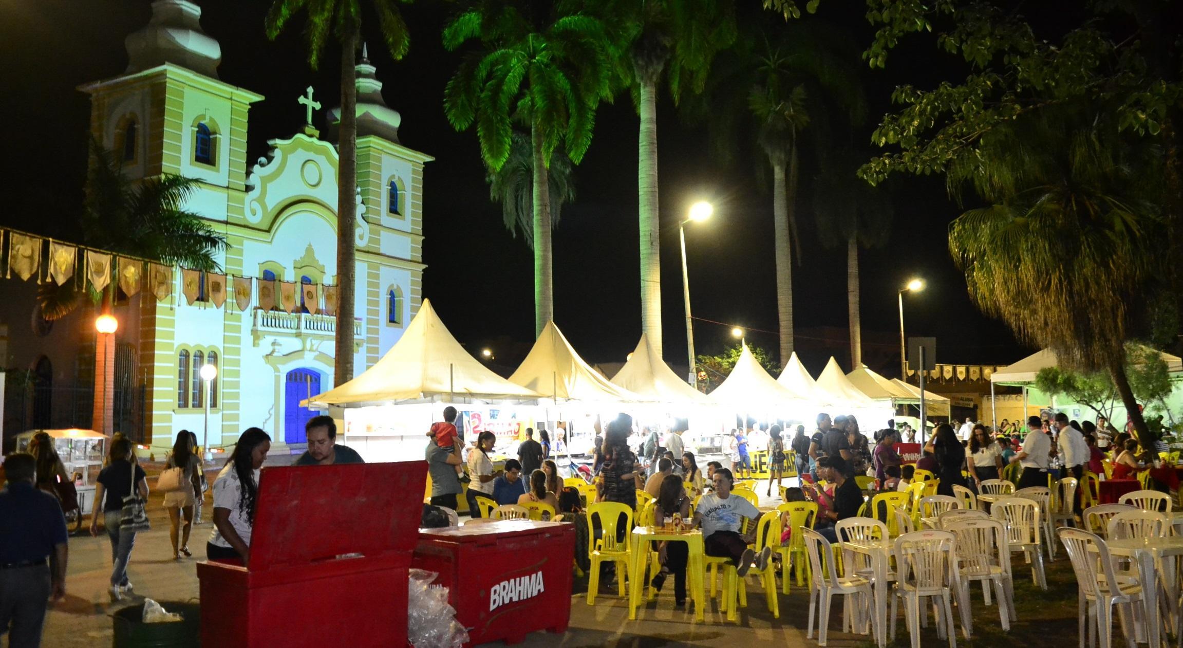 Imagem de destaque Três empresas concorrem na licitação do Calçadão do Largo da Matriz