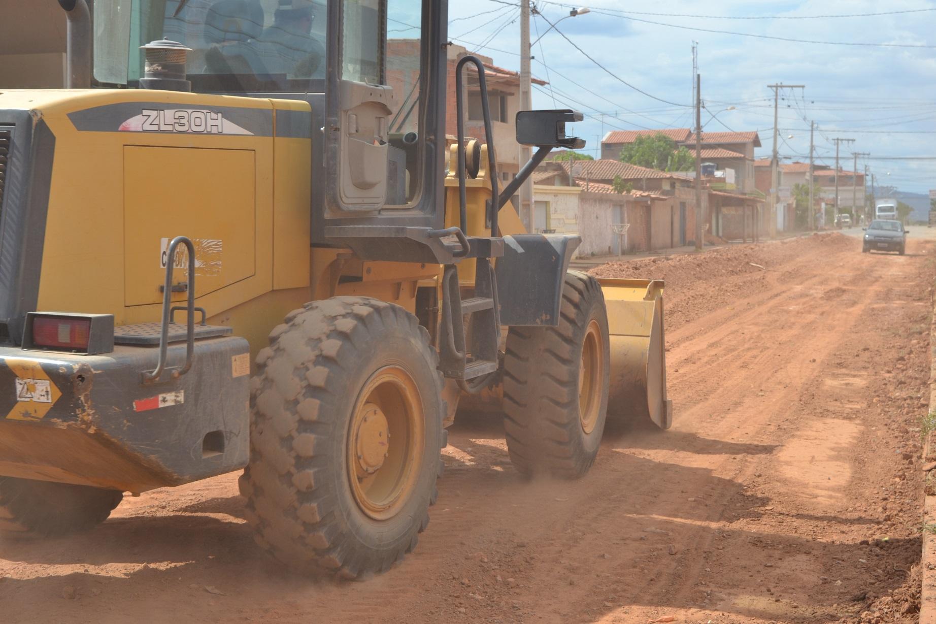 Imagem de destaque Asfalto decreta o fim da lama e da poeira em diversos bairros da cidade