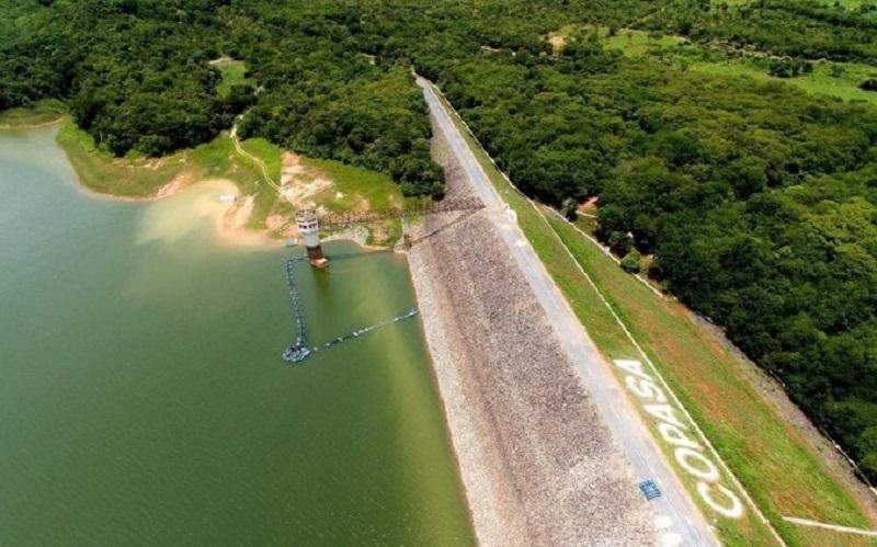 Imagem de destaque MEIO AMBIENTE - Prefeitura solicita medição da barragem de Juramento
