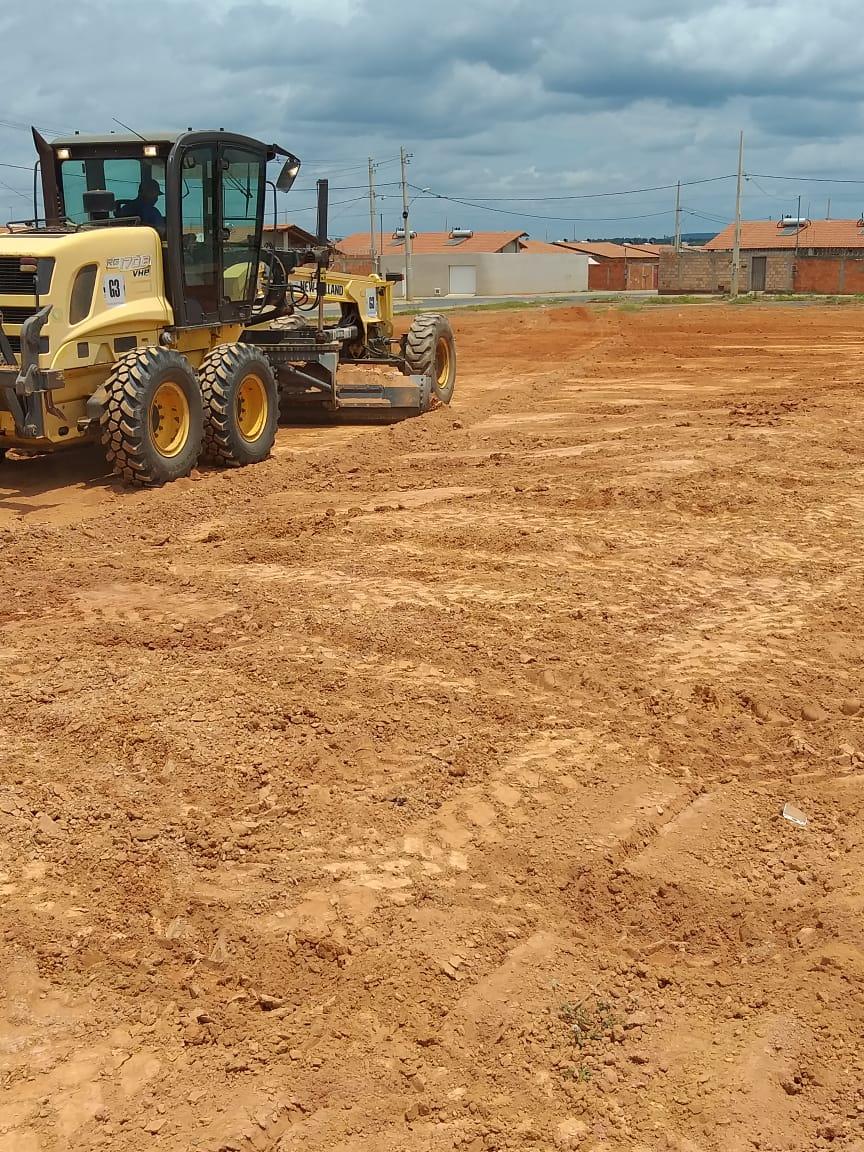 Imagem de destaque Programa Jogo Limpo - Prefeitura transforma áreas verdes em campos de futebol