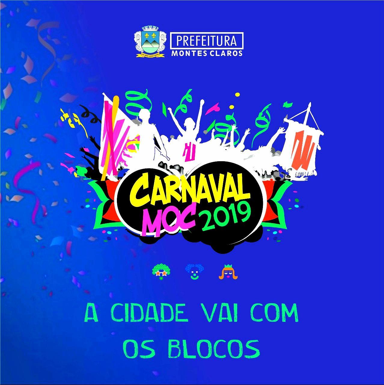 Imagem de destaque Carnaval 2019 -  Aquecimento da festa será nesse final de semana