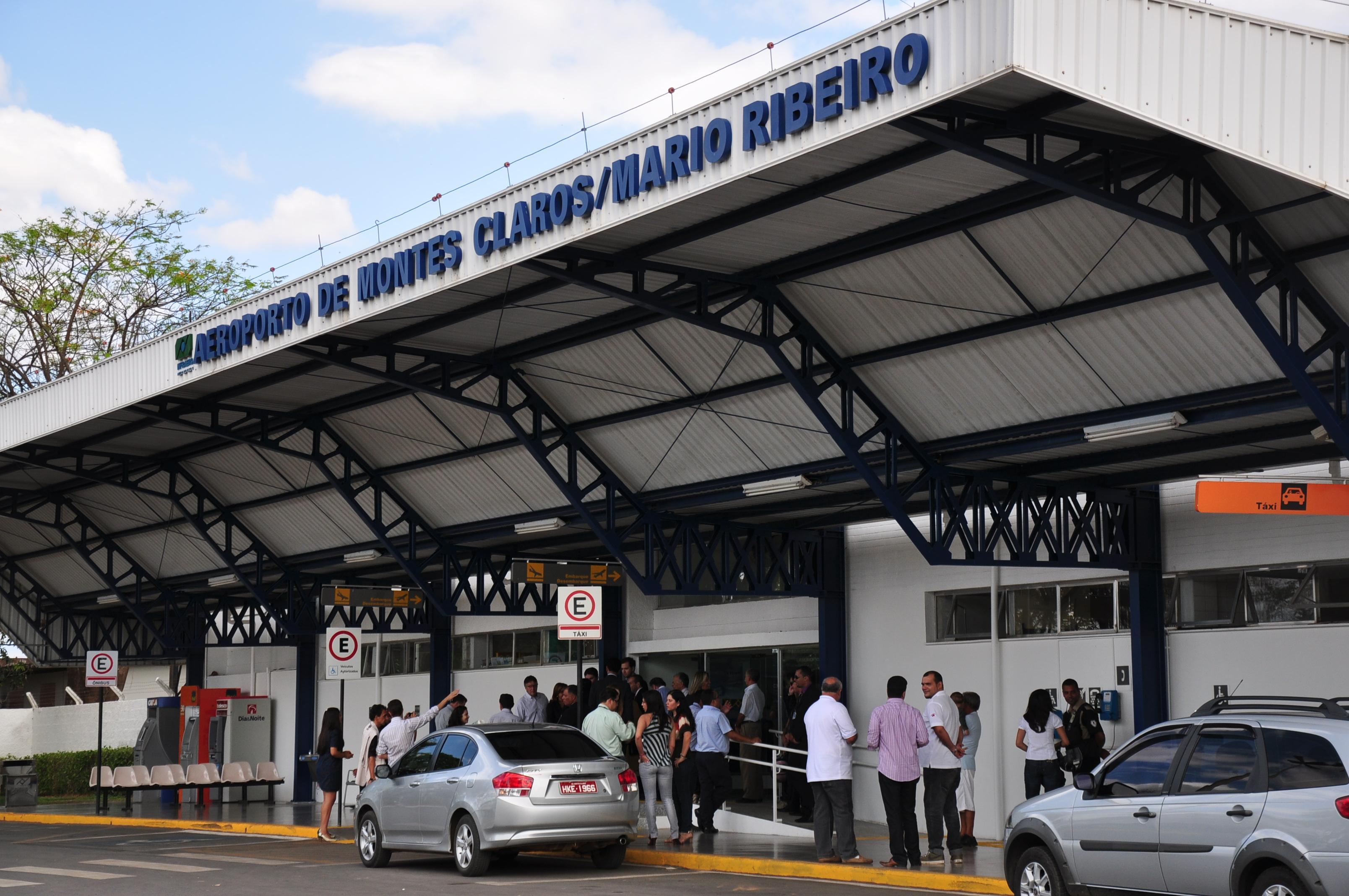 Imagem de destaque Aeroporto de Montes Claros receberá ampliação