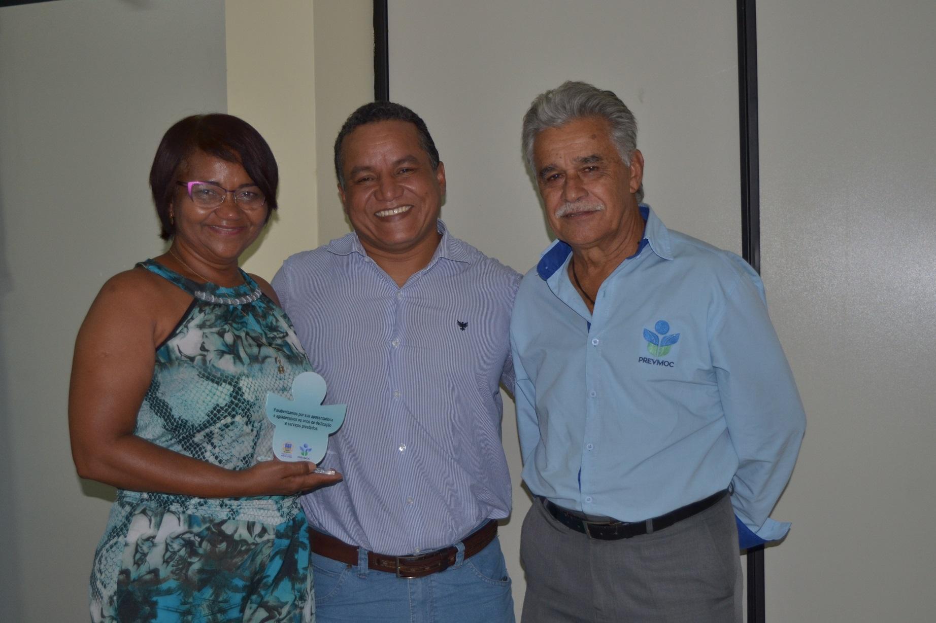 Imagem de destaque Prefeitura homenageia novos servidores aposentados