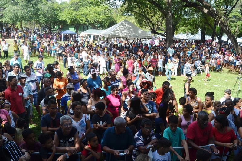 Imagem de destaque Festa do Trabalhador leva multidão para o Parque Municipal Milton Prates