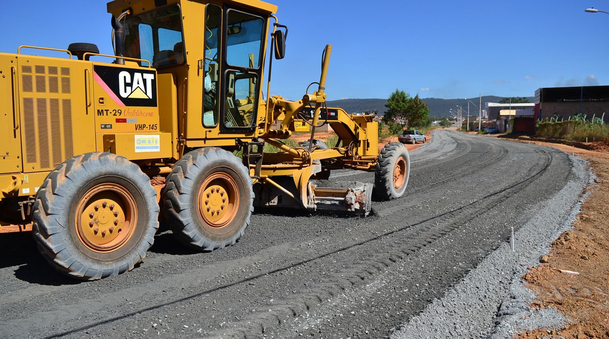Imagem de destaque Mobilidade urbana - Construção das avenidas Bicano e Vargem Grande segue em ritmo intenso