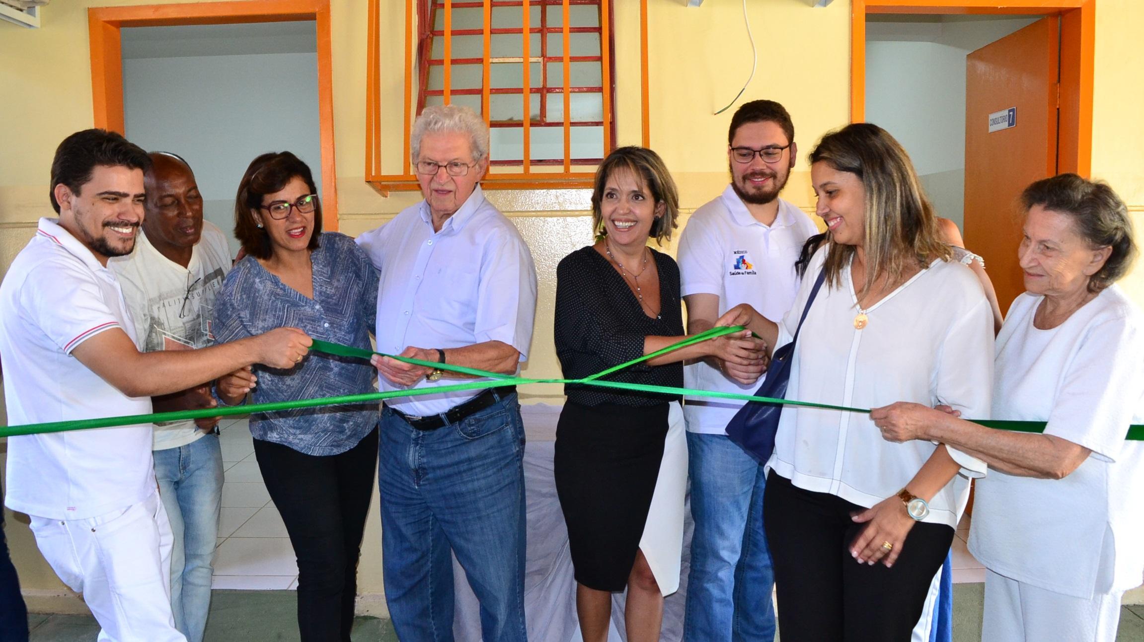 Imagem de destaque Prefeitura reforma e amplia Centro de Saúde do bairro São Judas