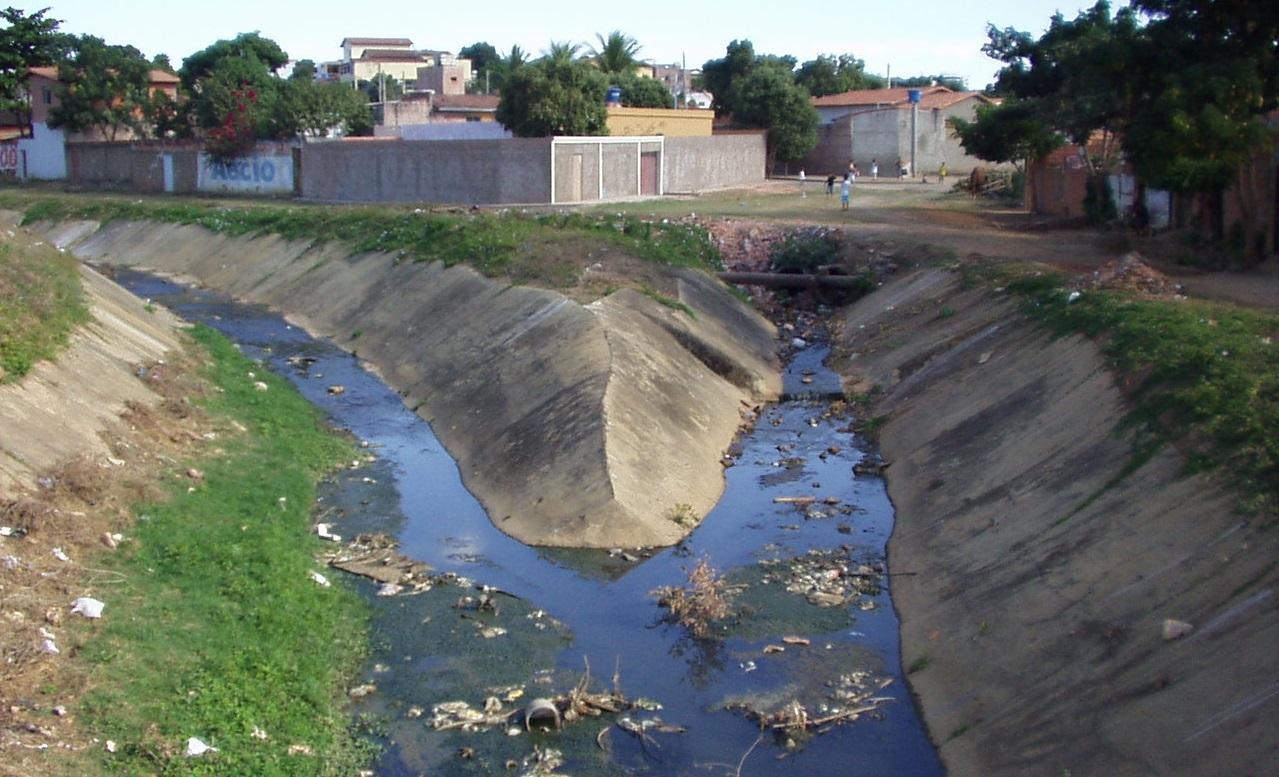 Imagem de destaque Licitação para revitalização do Córrego do Cintra está quase concluída