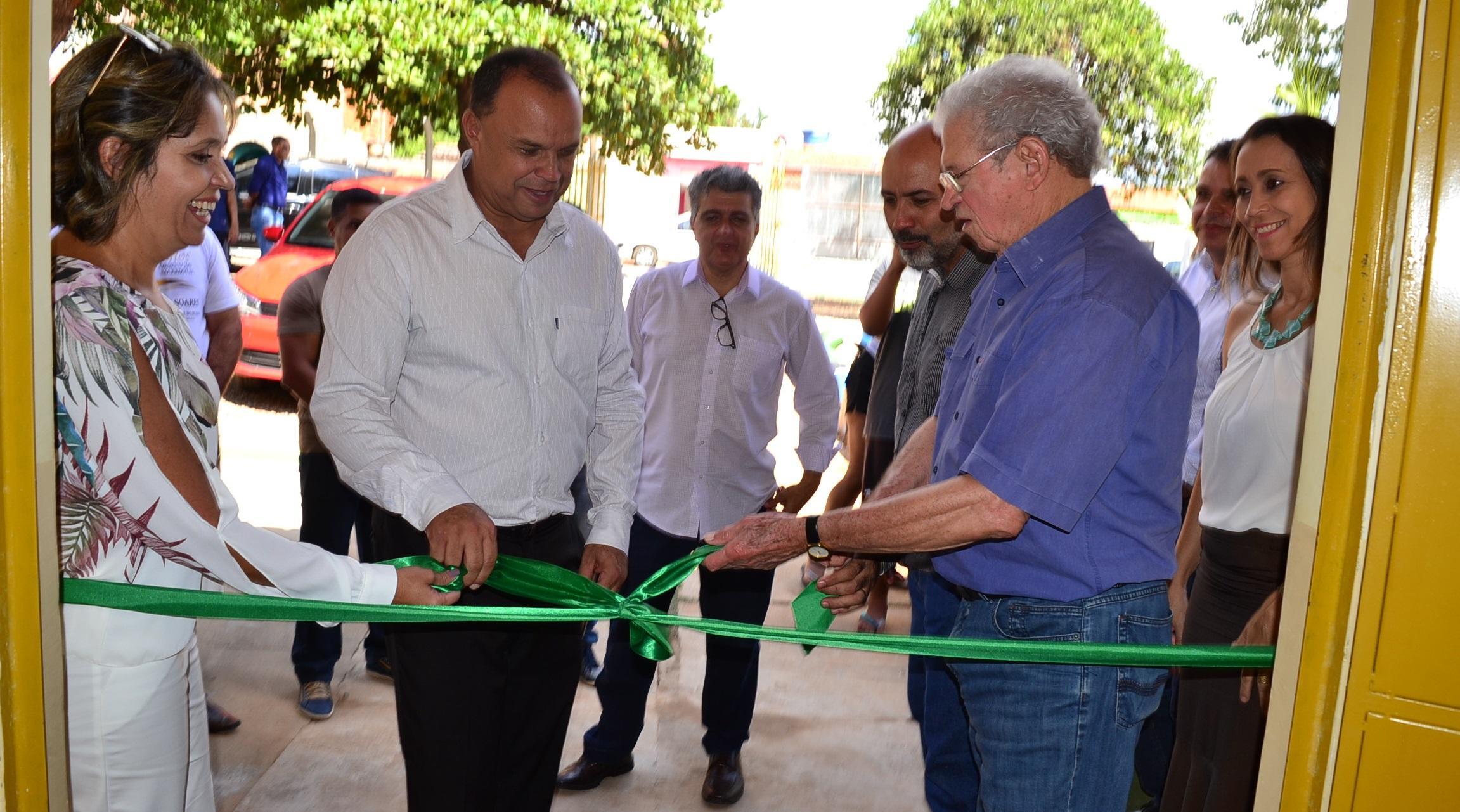 Imagem de destaque Prefeitura reforma Centro de Saúde da Vila Sion
