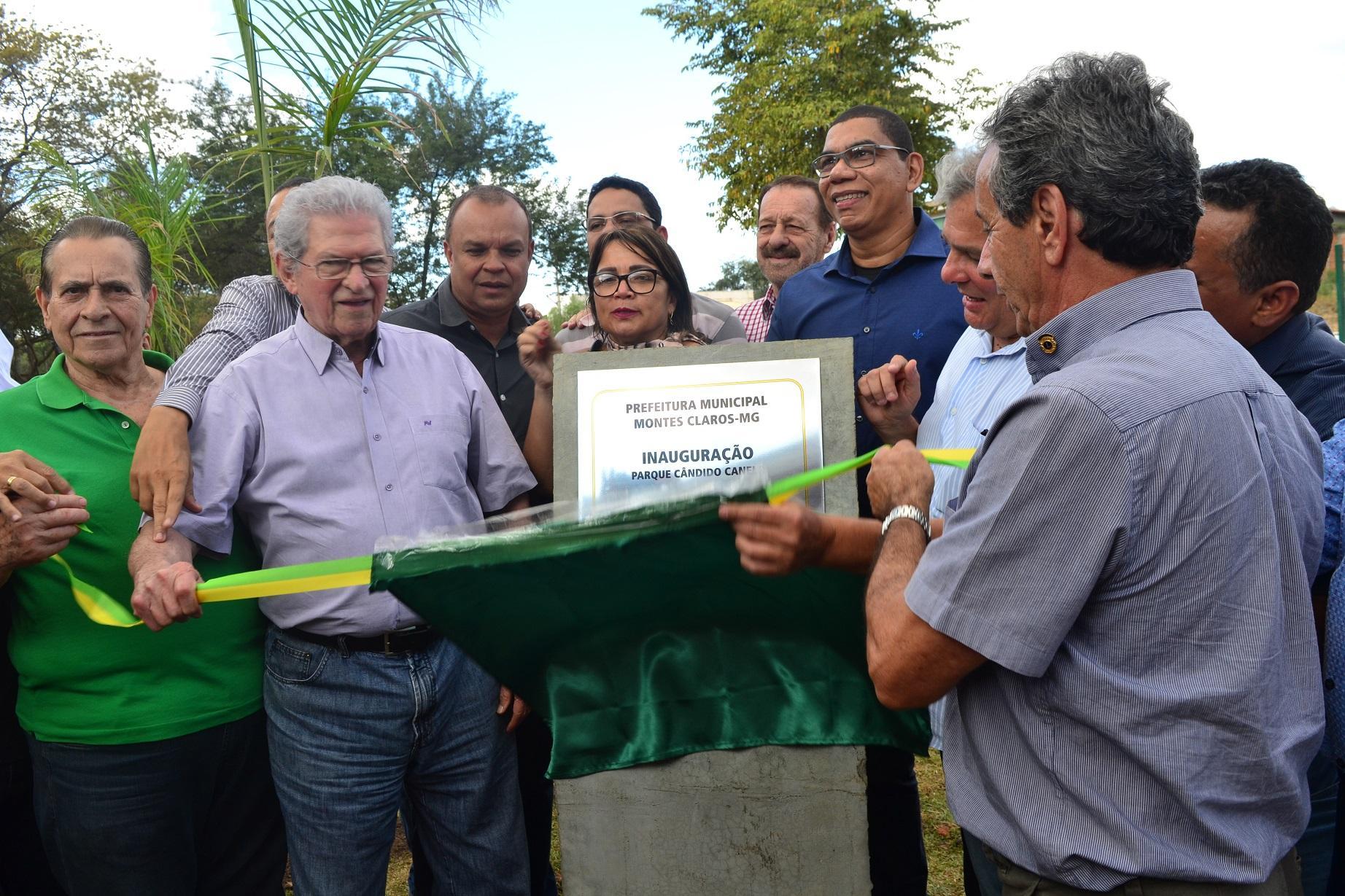 Imagem de destaque Inauguração do Parque Cândido Canela