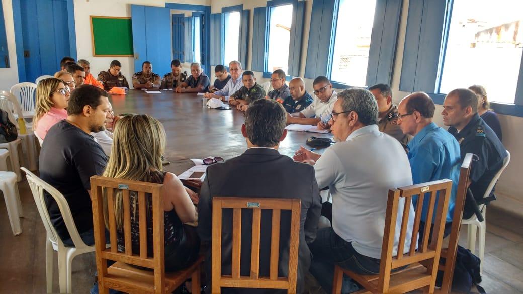 Imagem de destaque Aniversário de Montes Claros  - Prefeitura organiza grande esquema de segurança para a festa