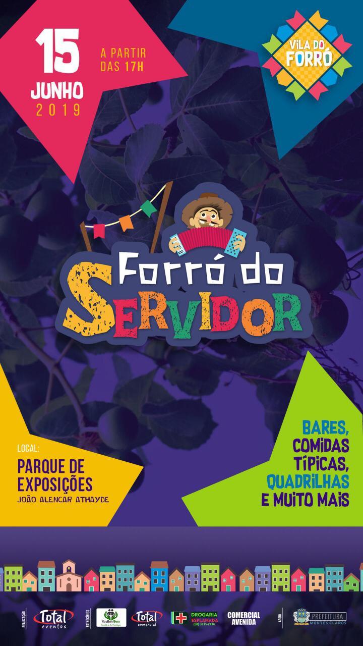 Imagem de destaque Forró do Servidor Municipal será realizado neste sábado