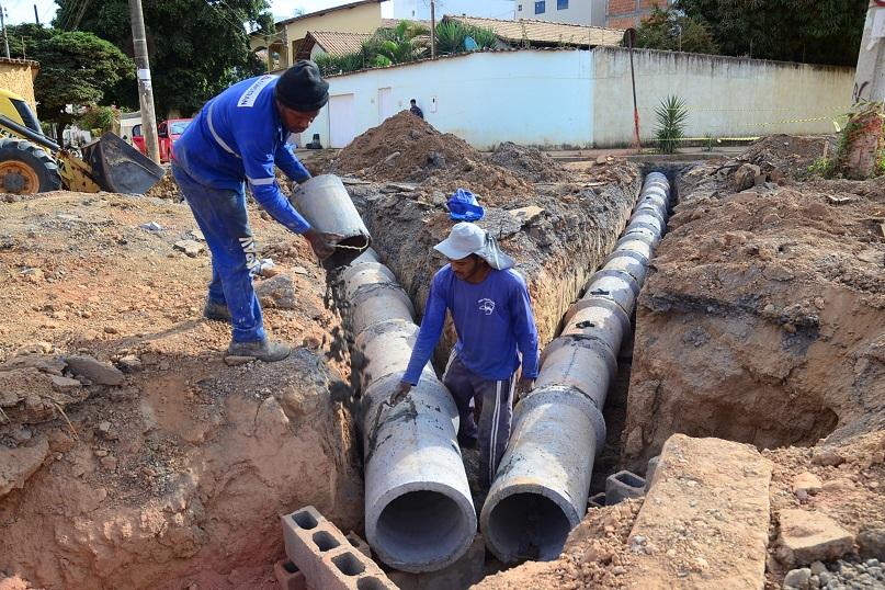 Imagem de destaque Prefeitura regulamenta os procedimentos de drenagem urbana em Montes Claros