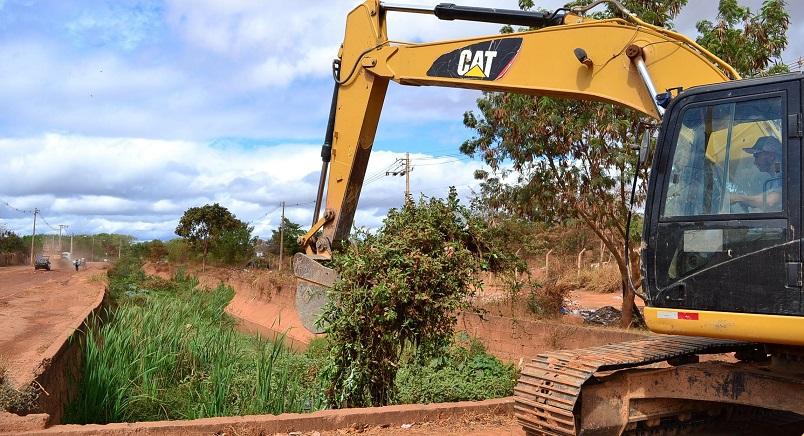 Imagem de destaque Radial Leste - Obras já começaram na região do grande Independência
