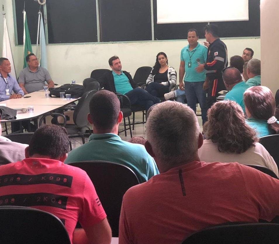 Imagem de destaque Gerência de Vigilância Sanitária de Montes Claros promove capacitação