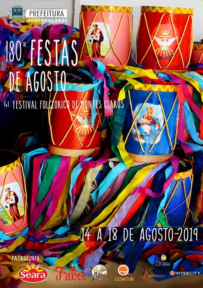 Imagem de destaque 180ª Edição das Festas de Agosto - Música e religiosidade fazem parte da programação