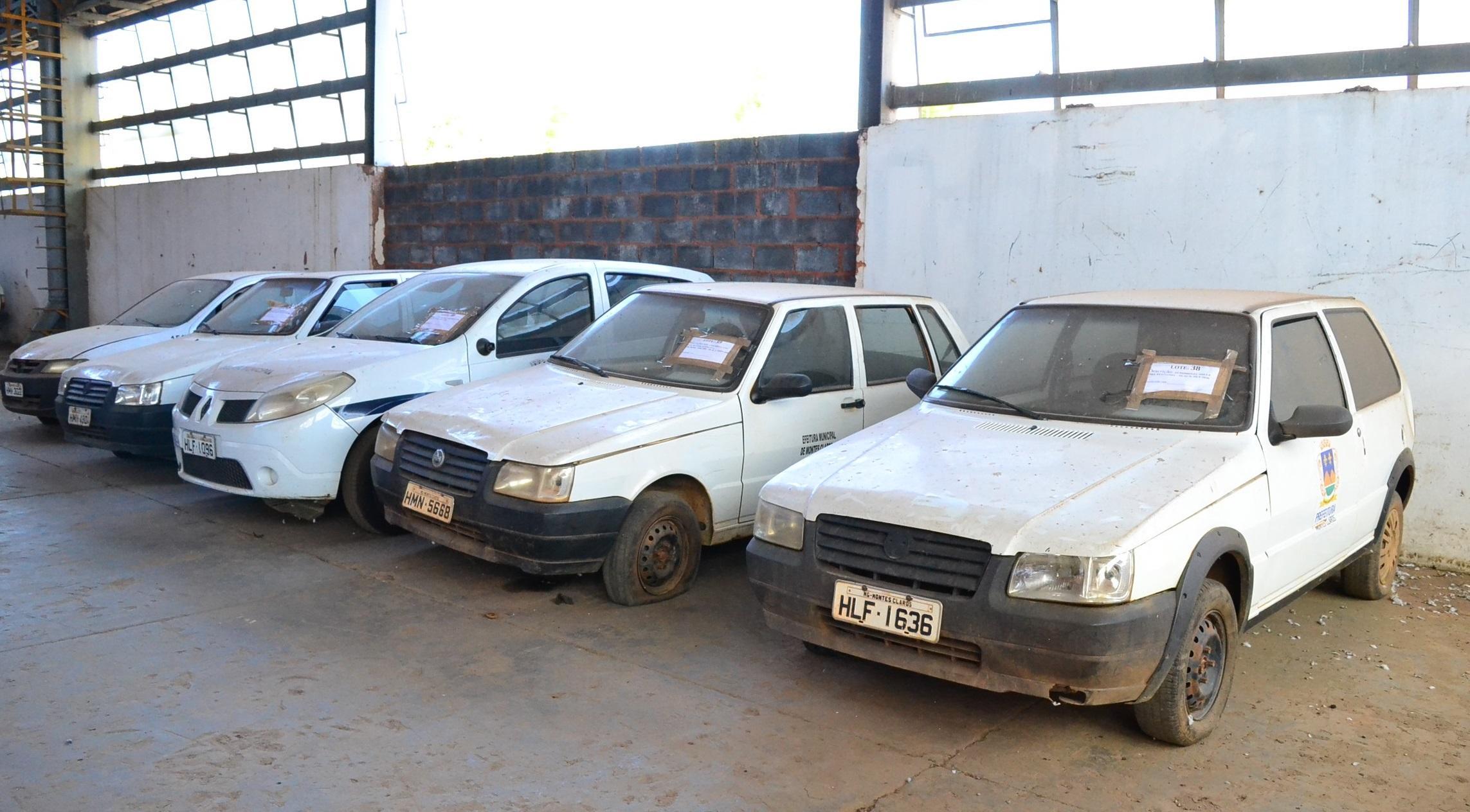 Imagem de destaque Prefeitura realiza leilão de veículos e equipamentos