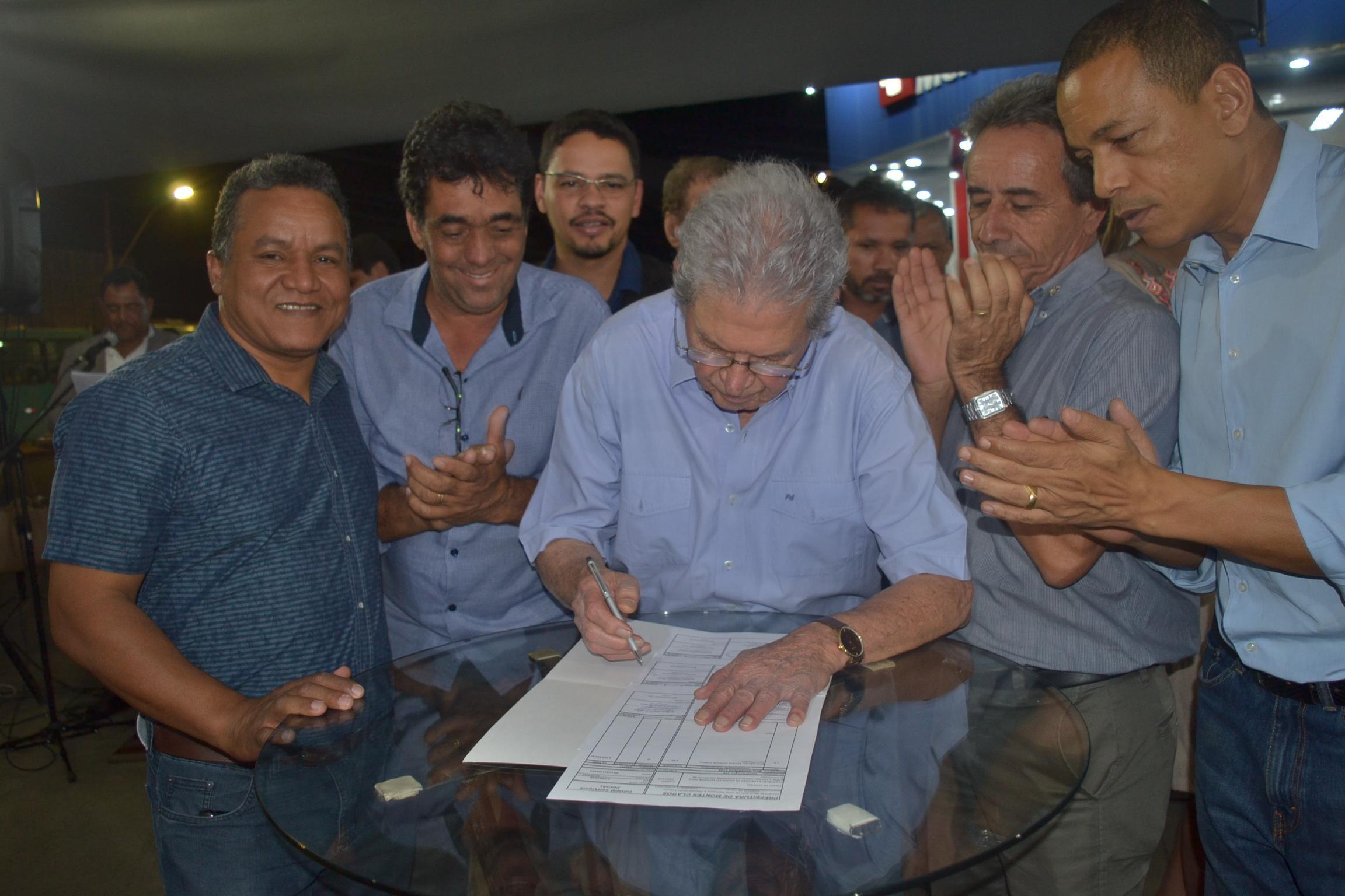 Imagem de destaque COMPLEXO VIÁRIO JOÃO XXIII - Assinada a ordem de serviço para o início das obras