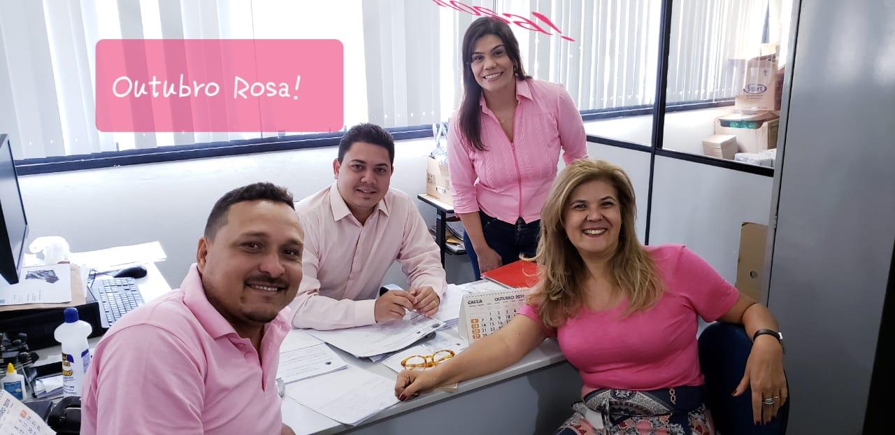 Imagem de destaque OUTUBRO ROSA - Prefeitura faz ação contra o câncer de mama na Secretaria de Meio Ambiente