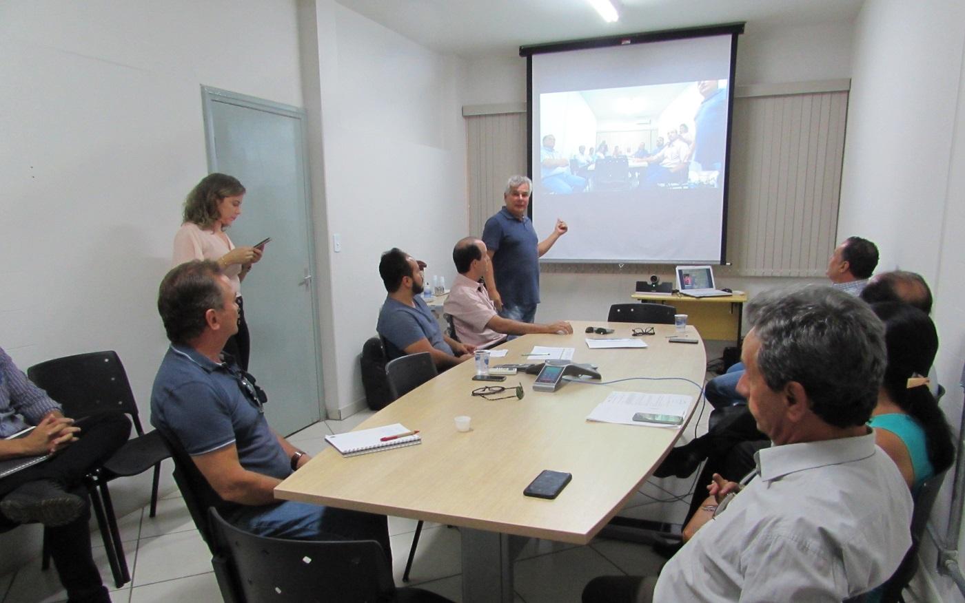 Imagem de destaque ECOCRÉDITO - Programa da Prefeitura de Montes Claros é destaque em reunião doComitê da Bacia do Rio Verde Grande