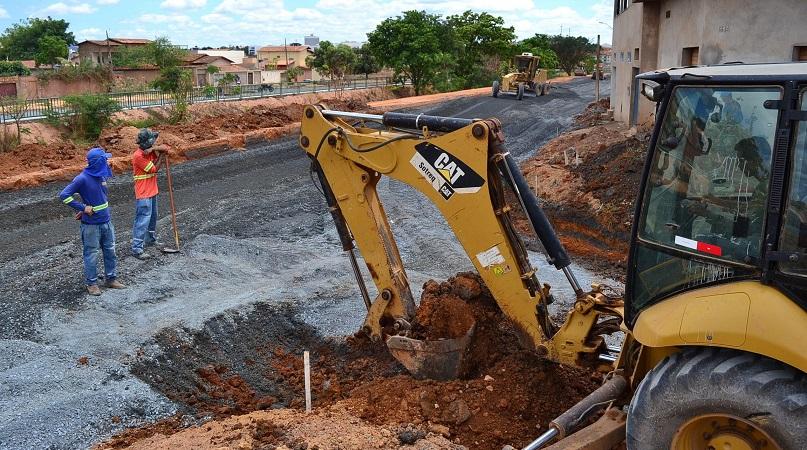 Imagem de destaque MOBILIDADE URBANA - Obras das avenidas Bicano e Vargem Grande avançam e proporcionam outro aspecto para a região sul