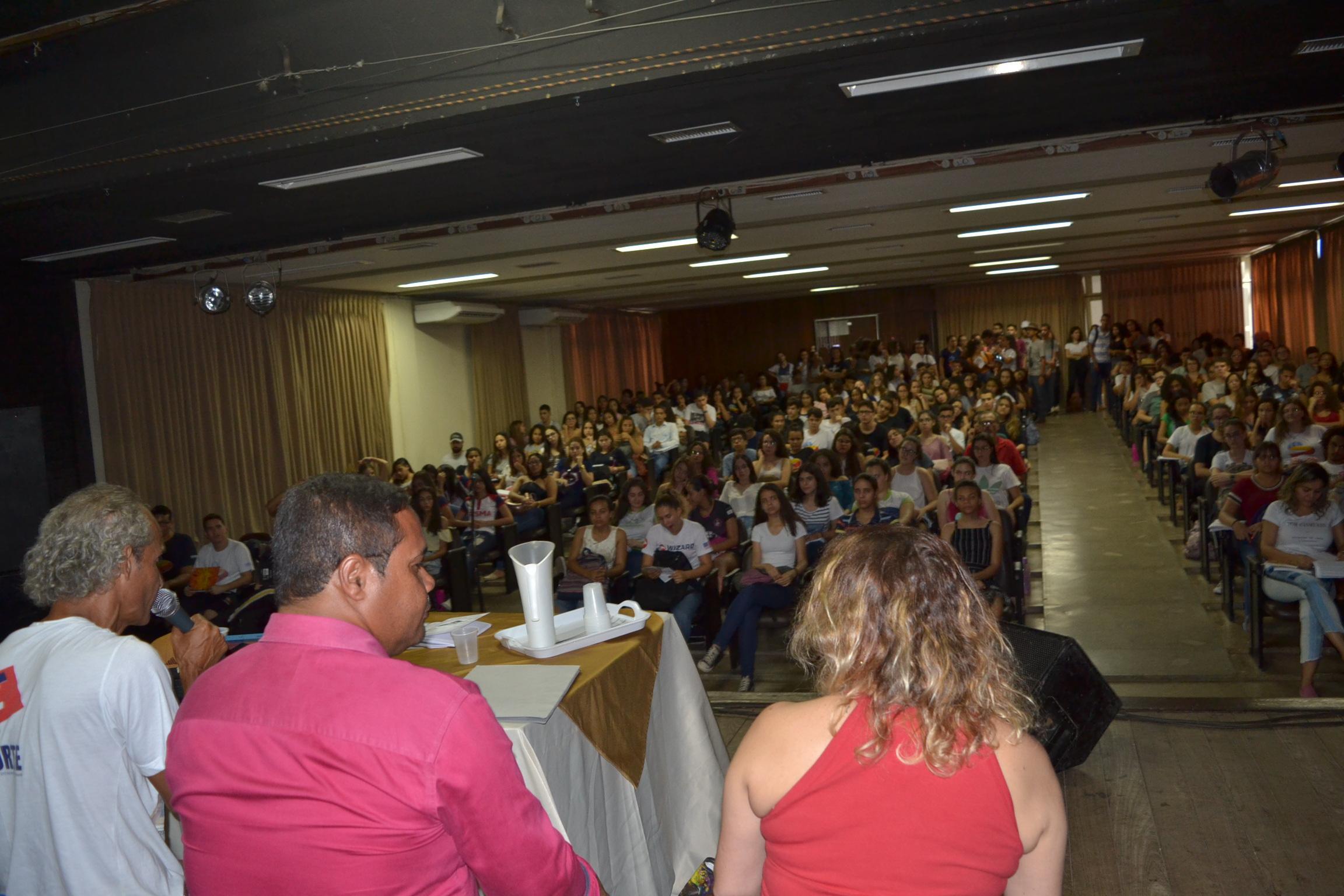 Imagem de destaque 33° FESTIVAL DE ARTE CONTEMPORÂNEA PSIU POÉTICO - Palestra sobre as obras da terceira etapa do PAES é um dos destaques desta quinta-feira
