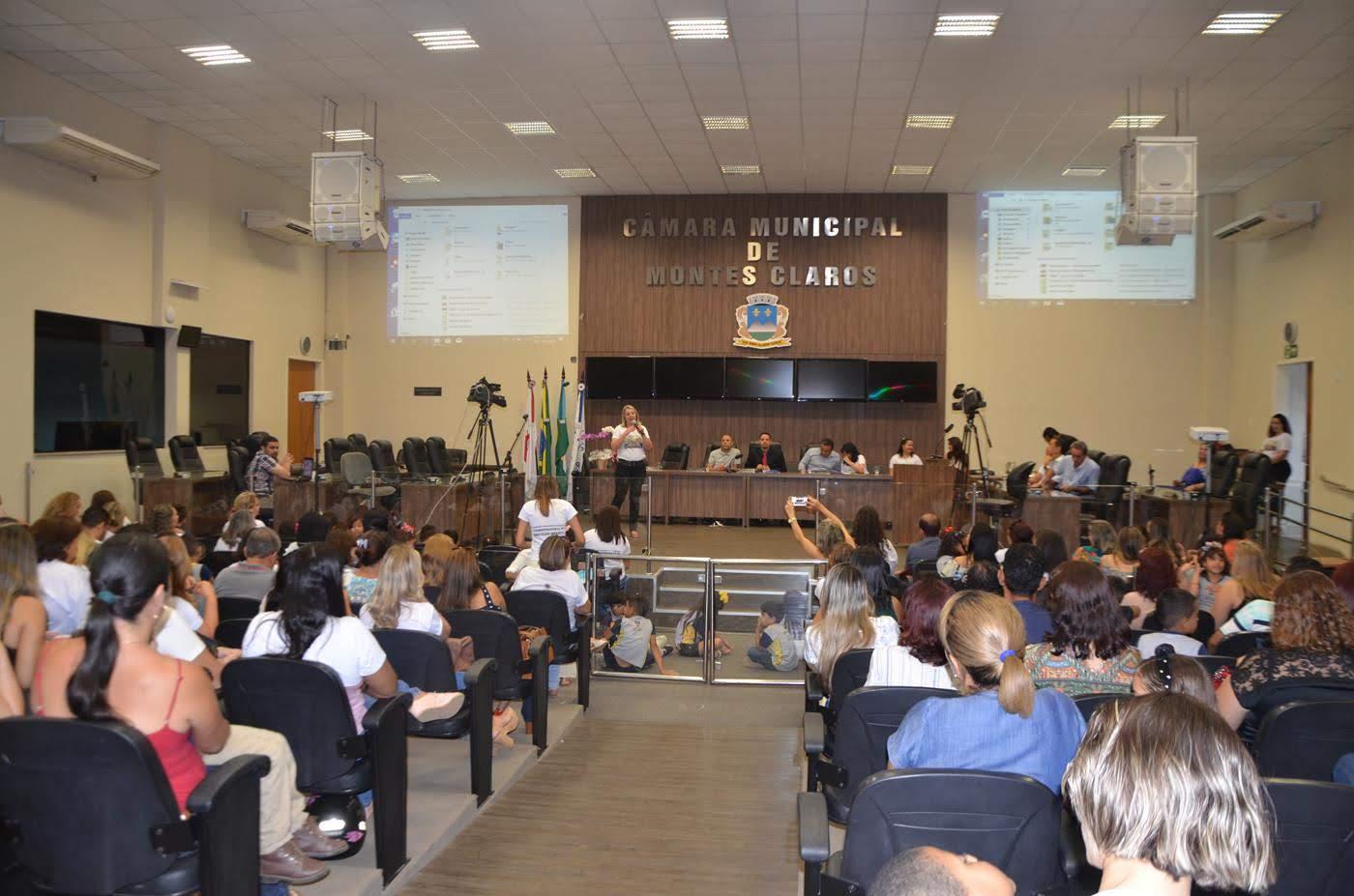 """Imagem de destaque """"MINHA CIDADE, MEU TESOURO!"""" - Prefeitura realiza cerimônia de entrega de Proposta Infantil de Governabilidade"""